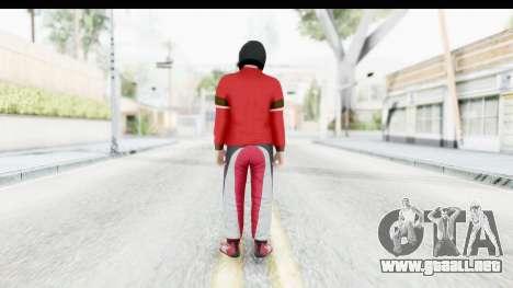 GTA 5 Online Cunning Stunts Skin 5 para GTA San Andreas tercera pantalla