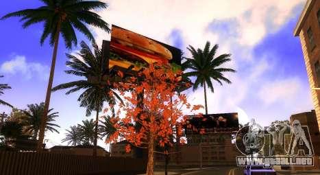 Nuevas texturas de un skate Park y hospital para GTA San Andreas twelth pantalla