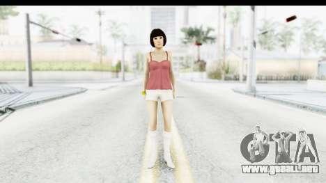 Sandra SD para GTA San Andreas segunda pantalla