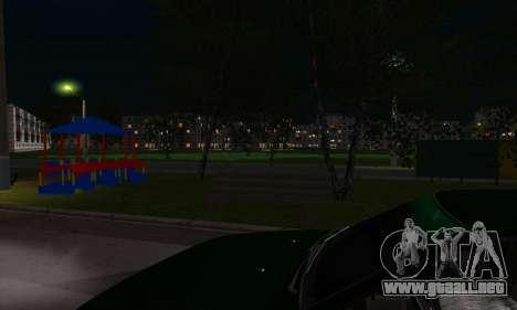 El nuevo distrito cerca de Arzamas para GTA San Andreas undécima de pantalla