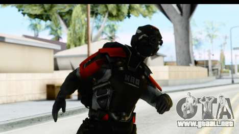 Homefront The Revolution - KPA v1 Captain para GTA San Andreas