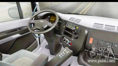 Tatra Phoenix Agro Truck v1.0 para vista lateral GTA San Andreas