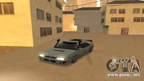 Super Sultan para la visión correcta GTA San Andreas
