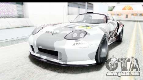 GTA 5 Bravado Banshee 900R Carbon Mip Map para las ruedas de GTA San Andreas