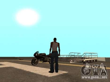 Cars spawn para GTA San Andreas tercera pantalla