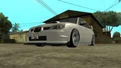 Subaru Impreza Armenian para GTA San Andreas