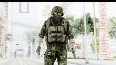 Global Warfare Balkan para GTA San Andreas