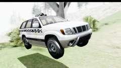 GTA 5 Canis Seminole Taxi Milspec