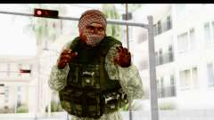 Global Warfare Arab para GTA San Andreas