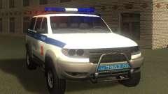 UAZ Patriot de la Policía v1