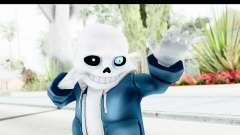 Sans The Skeleton Undertale para GTA San Andreas