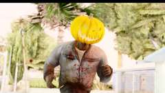 Left 4 Dead 2 - Zombie Pumpkin