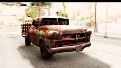 Walton Sticker Bomb para GTA San Andreas
