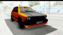 Zastava Yugo Koral 55 Race para GTA San Andreas