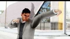 Messi Formal para GTA San Andreas