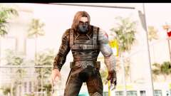 Marvel Future Fight - Winter Soldier para GTA San Andreas