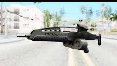 H&K XM8 Drum Mag para GTA San Andreas