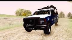 Ford F-150 Policia Federal