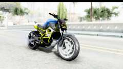 Yamaha Cage Sic para GTA San Andreas