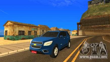 Chevrolet TrailBlazer 2015 LTZ para GTA San Andreas