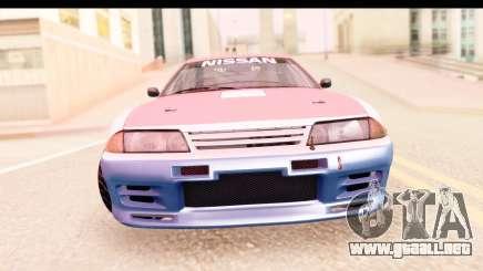 Nissan Skyline Group A para GTA San Andreas
