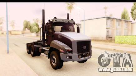 CAT CT 660 v1.0 para GTA San Andreas