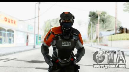 Homefront The Revolution - KPA v4 Captain para GTA San Andreas