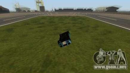 Auto-flip, sin perder velocidad para GTA San Andreas