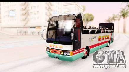 Bus Tours Dic Megadic 4x2 ETCE para GTA San Andreas