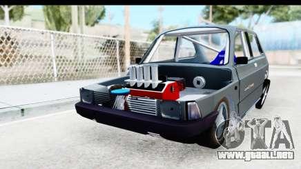 Fiat 147 para GTA San Andreas