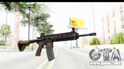 Heckler & Koch HK416 para GTA San Andreas