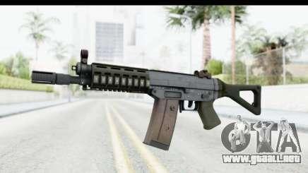 SG553 para GTA San Andreas