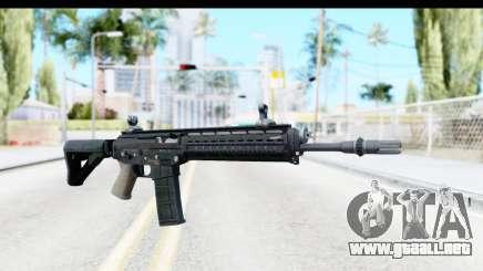SG556 para GTA San Andreas