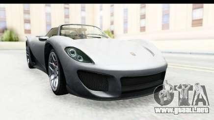 GTA 5 Pfister 811 IVF para GTA San Andreas