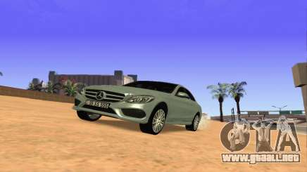 Mercedes-Benz C250 Armenian para GTA San Andreas