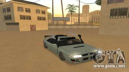 Super Sultan para GTA San Andreas