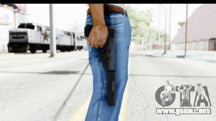 Glock P80 Silenced para GTA San Andreas