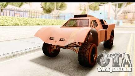 GTA 5 Desert Raid SA Lights PJ para GTA San Andreas