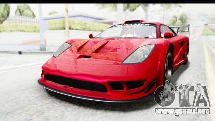 GTA 5 Progen Tyrus para GTA San Andreas
