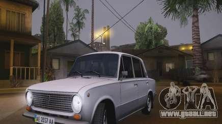 VAZ 21013 para GTA San Andreas