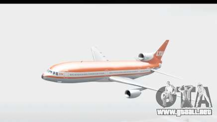 Lockheed L-1011-100 TriStar LTU para GTA San Andreas