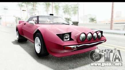 GTA 5 Lampadati Tropos Rallye No Headlights para GTA San Andreas