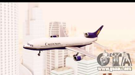 Lockheed L-1011-100 TriStar Caledonian para GTA San Andreas