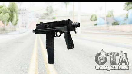 Brujas & Thomet MP9 para GTA San Andreas