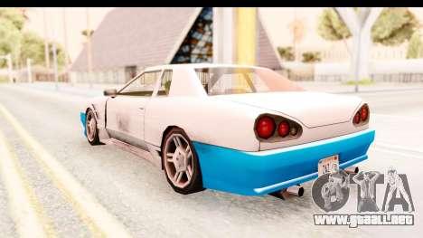 20egt Elegy para las ruedas de GTA San Andreas