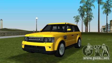 Range Rover Sport HSE (Rims 1) v2.0 para GTA Vice City