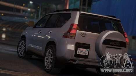Toyota Land Cruiser Prado 2014 para GTA 5
