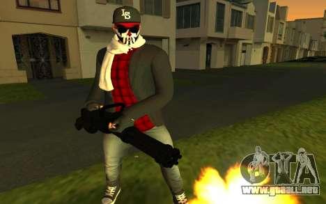 GTA Online Skin para GTA San Andreas