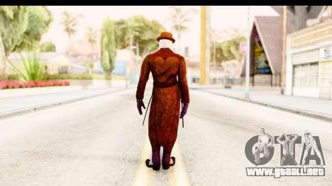 Watchman-Rorschach para GTA San Andreas tercera pantalla
