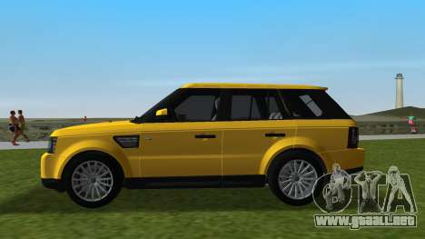 Range Rover Sport HSE (Rims 1) v2.0 para GTA Vice City left